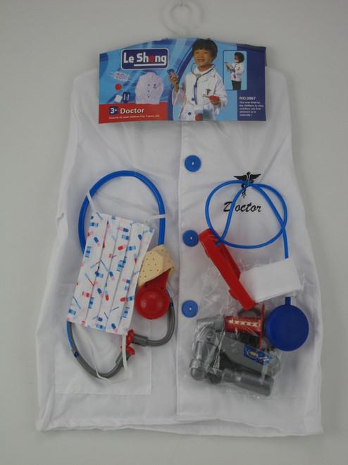 DOCTOR COSTUME MEDICAL SET