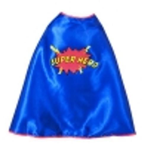 SUPER HERO CAPE BLUE