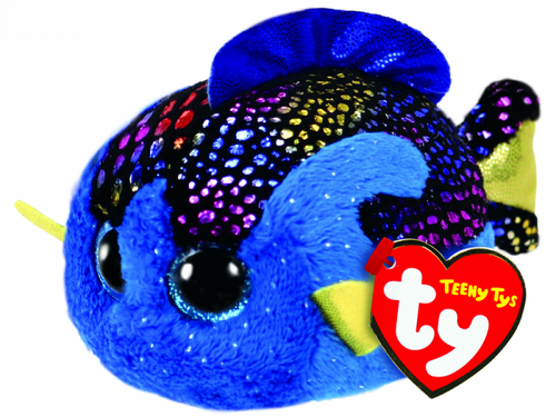 TEENY TYS MADIE THE BLUE FISH