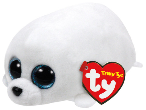 TEENY TYS SLIPPERY THE SEAL
