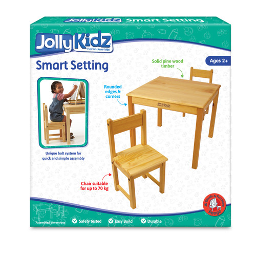 JOLLY KIDZ SMART SETTING