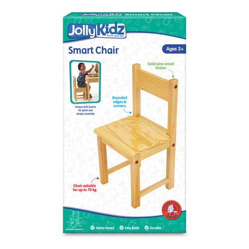 JOLLY KIDZ SMART CHAIR