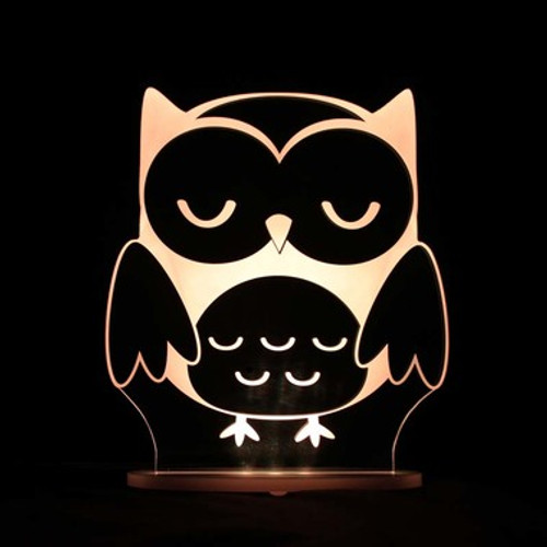 DREAM LIGHT OWL