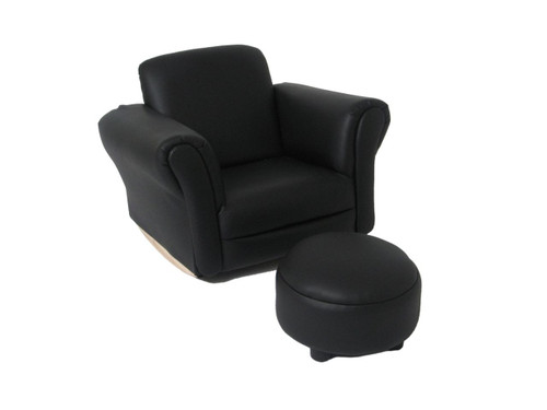 KIDDY SOFA - BLACK