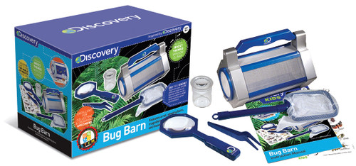 DISCOVERY KIDS  BUG BARN