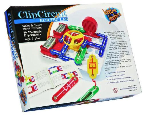 CLIP CIRCUIT ELECTRO LAB