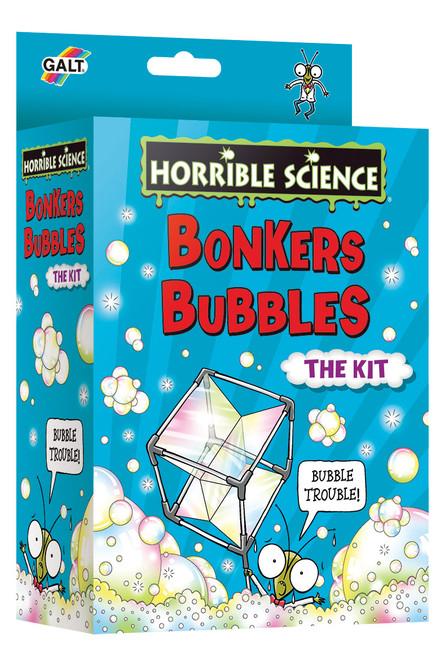 HORRIBLE SCIENCE - BONKERS BUBBLES