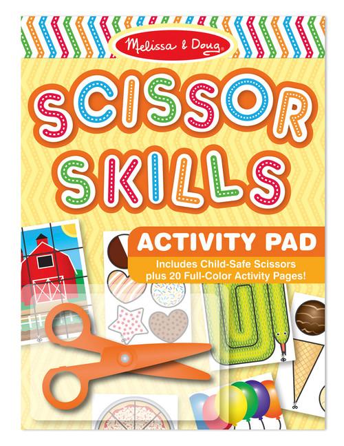 M&D - SCISSOR SKILLS ACTIVITY PAD