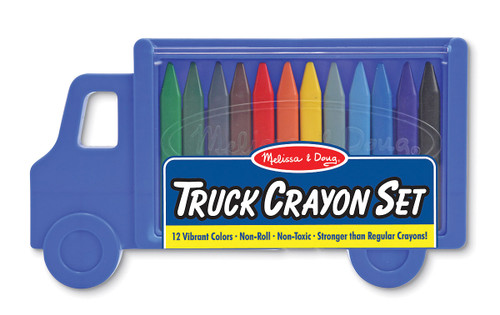 M&D  CRAYON SET TRUCK