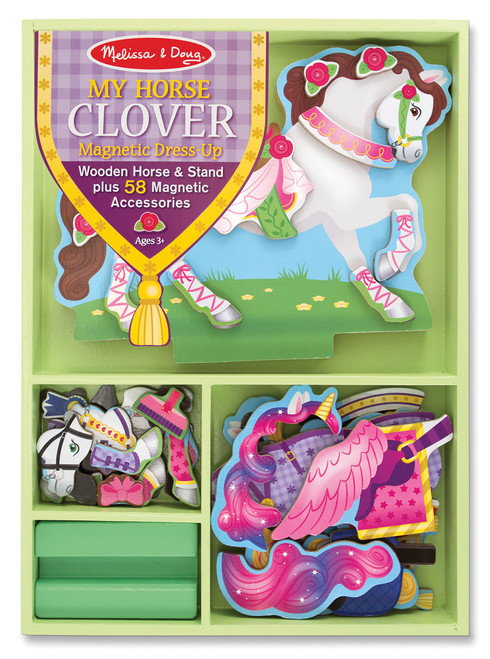 M&D - MY HORSE CLOVER MAGNETIC