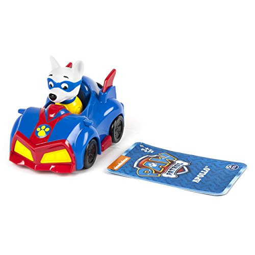 PAW PATROL -  RESCUE RACER APOLLO