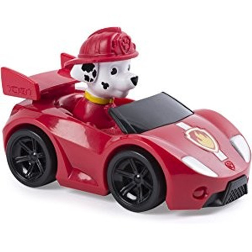 PAW PATROL RESCUE RACERS - MARSHALLS ROADSTER