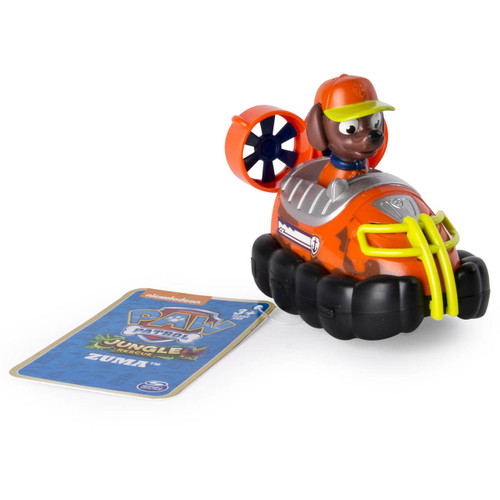 PAW PATROL -  RESCUE RACER JUNGLE ZUMA