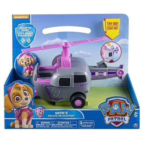 PAW PATROL VEHICLE - SKYES HELICOPTER
