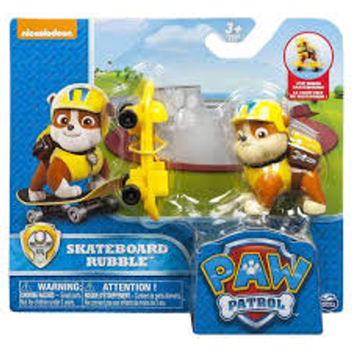 PAW PATROL - SKATEBOARD RUBBLE