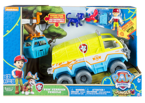 PAW PATROL PAW TERRAIN VEHICLE