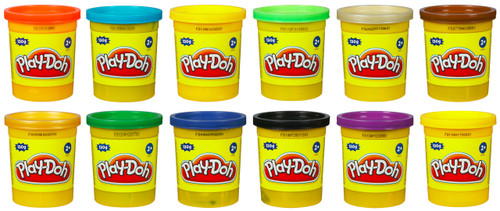 PLAY DOH SINGLE TUB