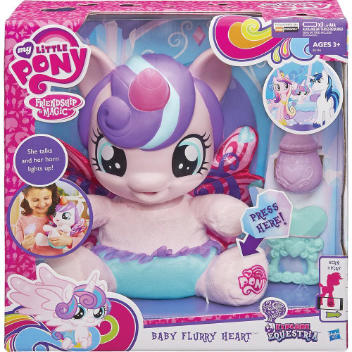 MY LITTLE PONY EXPORE EQUESTRIA BABY FLURRY HEART