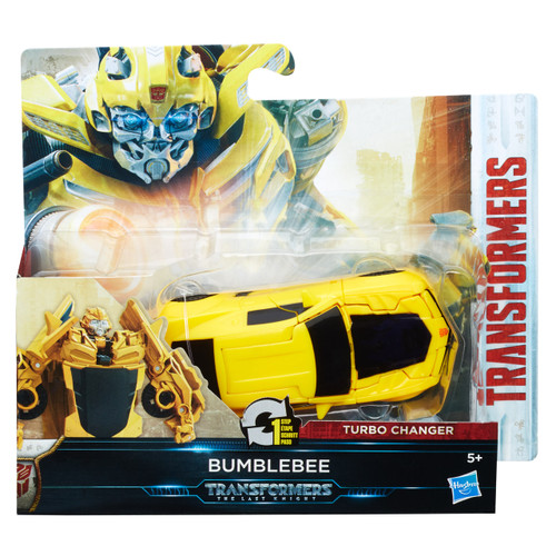 TRANSFORMER TURBO CHANGER - BUMLEBEE