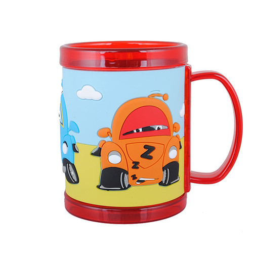 MY NAME DRINK MUG - CARS