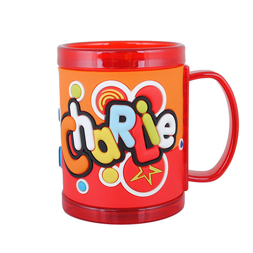 MY NAME DRINK MUG - CHARLIE