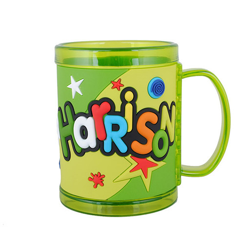 MY NAME DRINK MUG - HARRISON