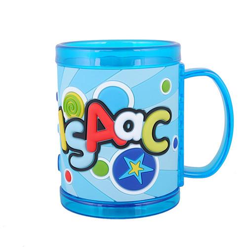 MY NAME DRINK MUG - ISAAC