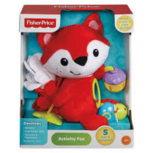 FISHER PRICE ACTIVITY FOX
