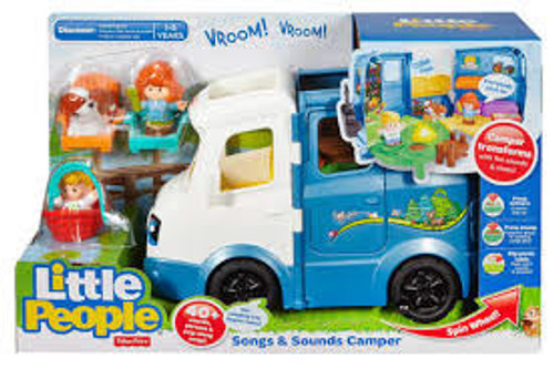 LITTLE PEOPLE VACATION CAMPER