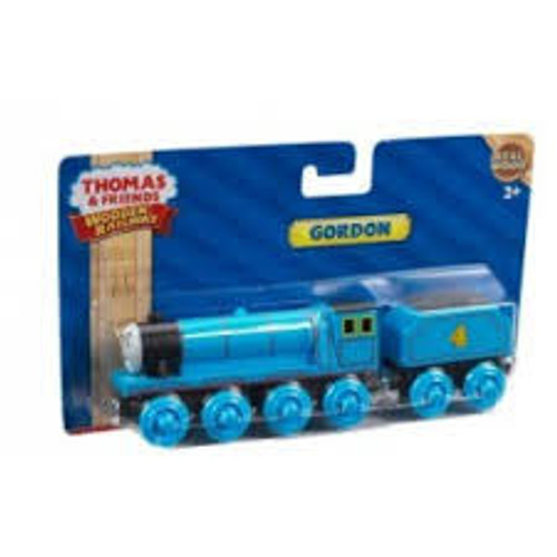 THOMAS WOODEN RAILWAY GORDON LRG VEH/ENG