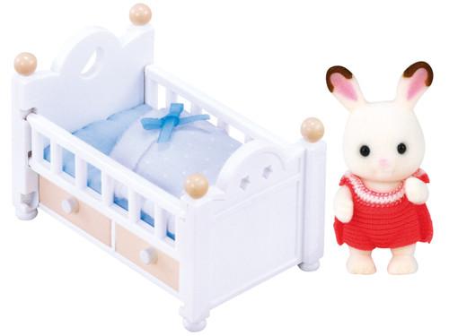 SF- CHOCOLATE RABBIT BABY SET