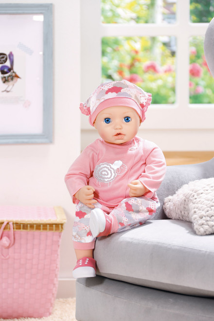 BABY ANNABEL DELUXE OUTFIT COUNTING SHEEP