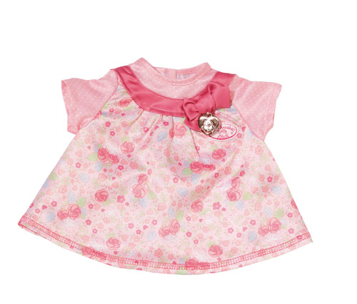 BABY ANNABELL DAY DRESS - PINK