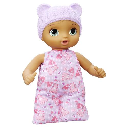 BABY ALIVE SNUGGLIN SARINA - LAVENDER