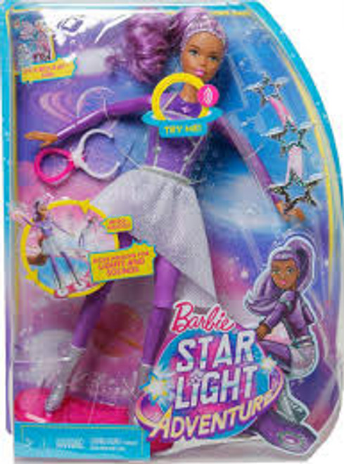 BARBIE STARLIGHT HOVERBOARDER