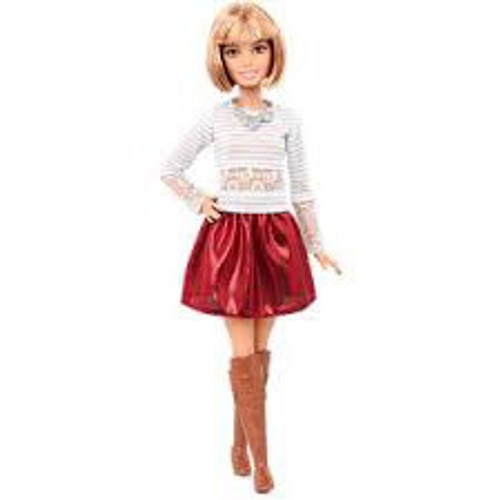 BARBIE FASHIONISTA DOLL # 23
