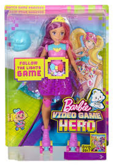 BARBIE VIDEO GAME HERO MATCH GAME PRINCESS