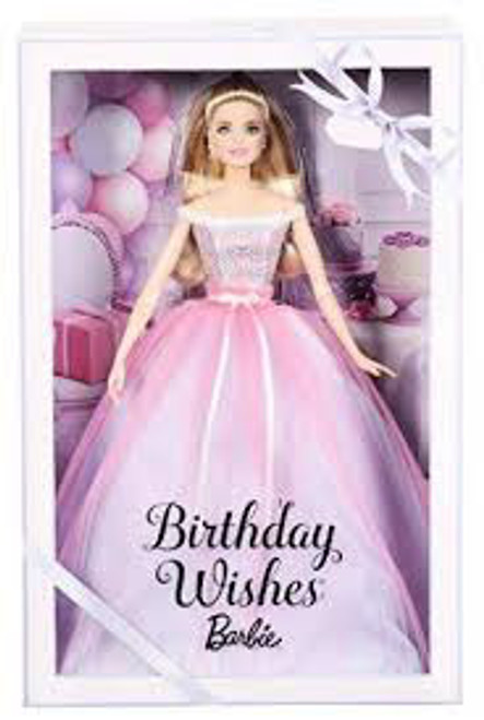 BARBIE BIRTHDAY WISHES