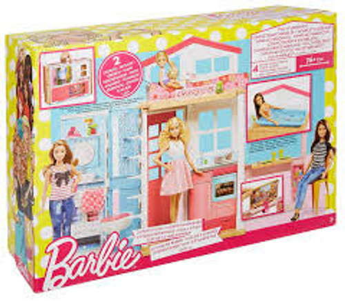 BARBIE 2 STORY HOUSE