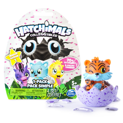 HATCHIMALS COLLEGGTIBLES 1PK