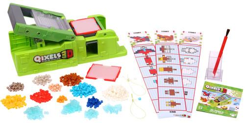QIXELS 3D BUILDER PACK