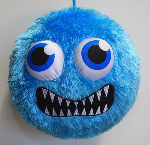 FUZZY BALL BLUE RAWR 31CM