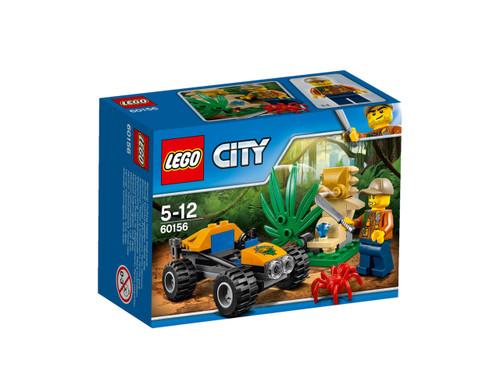 LEGO CITY - JUNGLE BUGGY