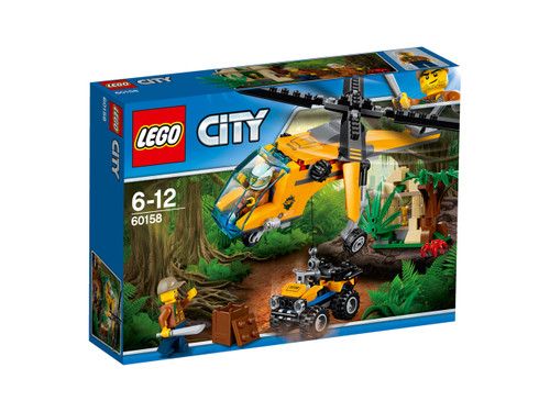 LEGO CITY - JUNGLE CARGO HELICOPTER