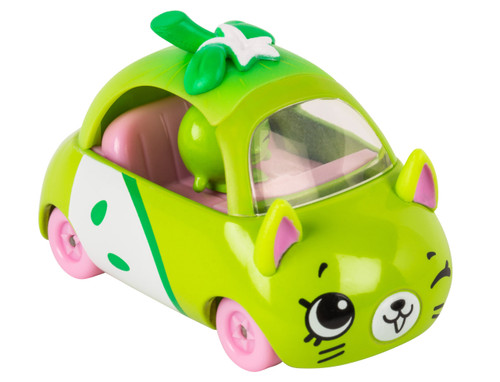 SPK CUTIE CAR SINGLE - PEELY APPLE WHEELS