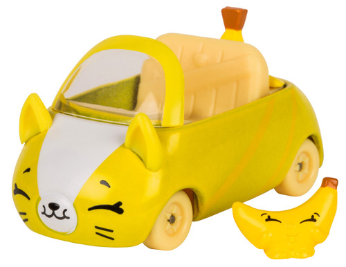 SPK CUTIE CAR SINGLE - BANANA BUMPER
