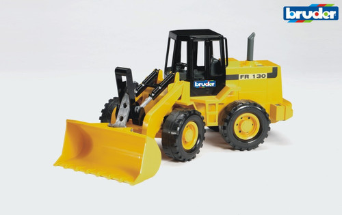 BRUDER - 1:16 ARTICULATED ROAD LOADER FR 130