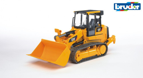 BRUDER - 1:16 CATERPILLAR TRACK LOADER