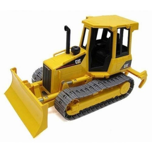 BRUDER - 1:16 CATERPILLAR TRACK-TYPE TRACTOR W/RIPPER
