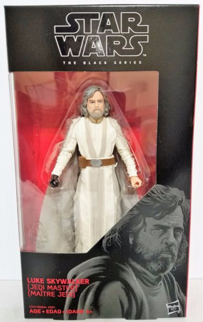 SW E7 BLACK SERIES 6IN FIGURE - LUKE SKYWALKER # 46